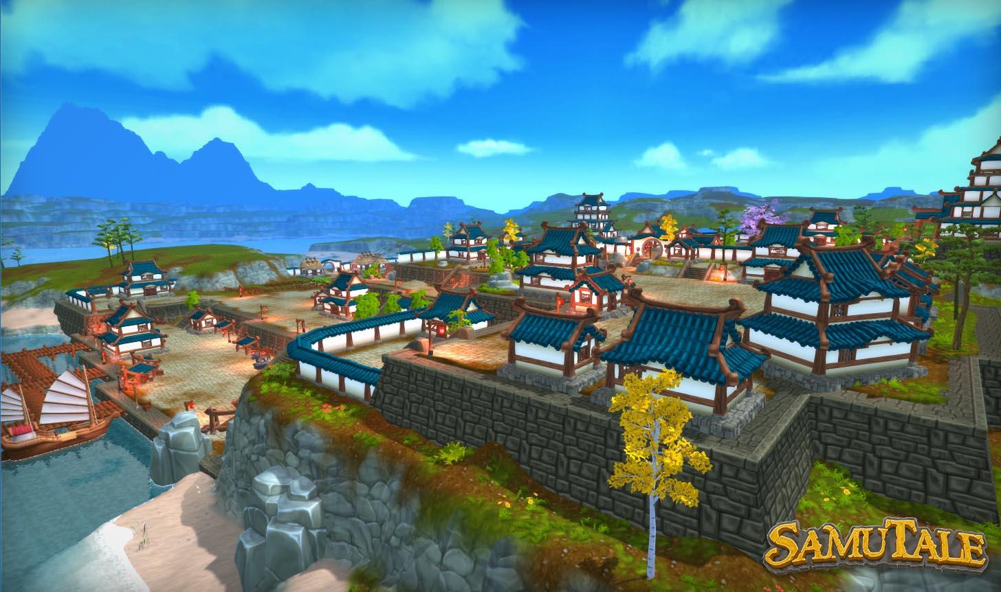 New Okura Village