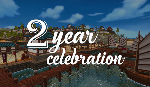 SamuTale two year celebration